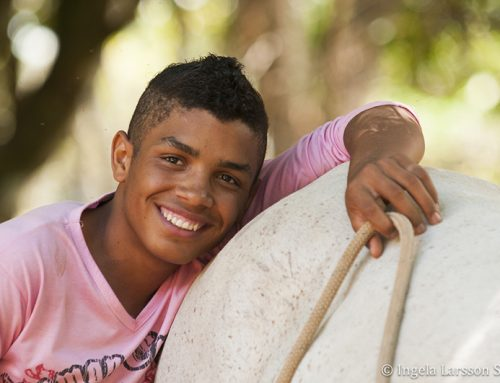 A Story of Tragedy and Triumph about a Brazilian Horse Boy called Douglas